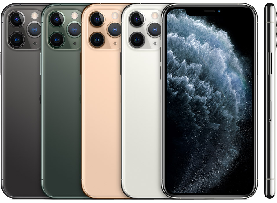 iPhone 11 Pro Series